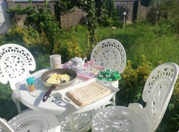 ناهارخوری طاووسی