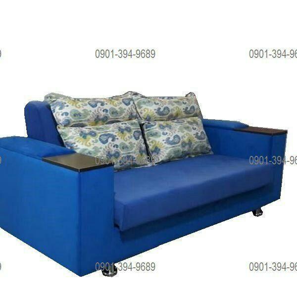 خرید کاناپه تختخواب شو دسته دار